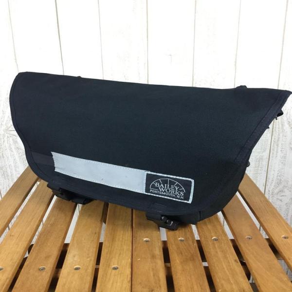 ベイリーワークス BAILEY WORKS メッセンジャーバッグ  XS ブラック系 2ndgear-outdoor