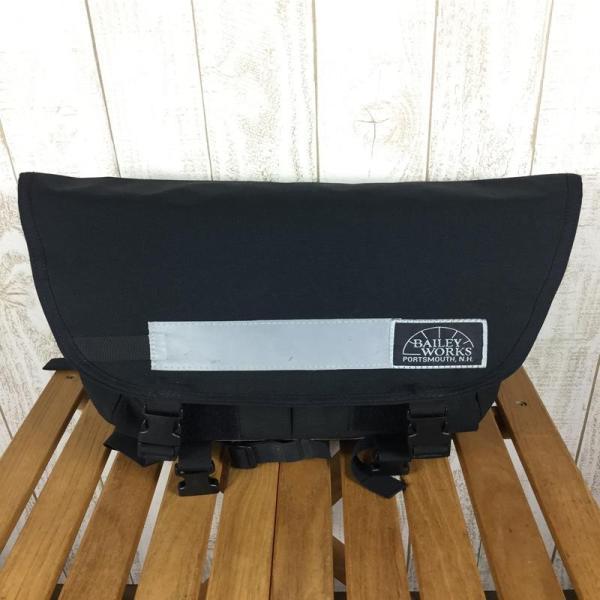 ベイリーワークス BAILEY WORKS メッセンジャーバッグ  XS ブラック系 2ndgear-outdoor 02