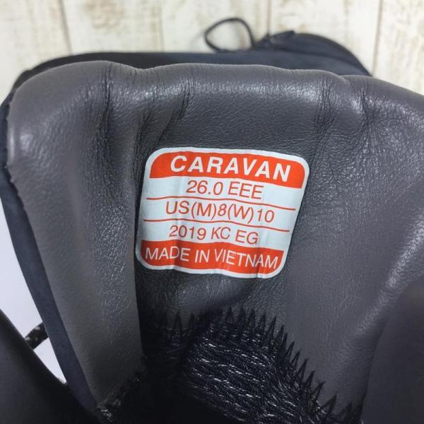 キャラバン CARAVAN グランドキング GK85 トレッキングシューズ  MEN's US8 26.0cm 670 NAVY 2ndgear-outdoor 09