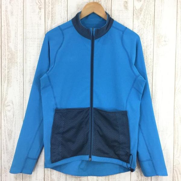 パタゴニア PATAGONIA トラバースジャケット  International MEN's S LRM ラリマーブルー ブルー系 2ndgear-outdoor 06