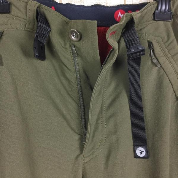 マーモット MARMOT トレック コンフォ パンツ TREK COMFO PANT  MEN's M グリーン系|2ndgear-outdoor|02