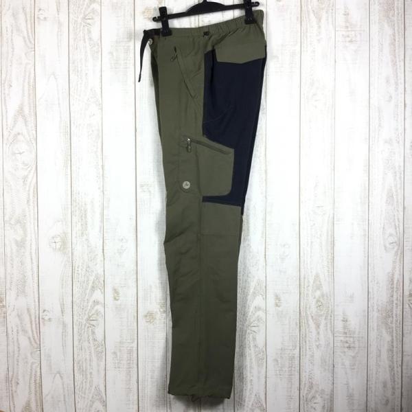 マーモット MARMOT トレック コンフォ パンツ TREK COMFO PANT  MEN's M グリーン系|2ndgear-outdoor|04