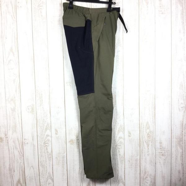 マーモット MARMOT トレック コンフォ パンツ TREK COMFO PANT  MEN's M グリーン系|2ndgear-outdoor|06
