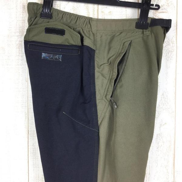 マーモット MARMOT トレック コンフォ パンツ TREK COMFO PANT  MEN's M グリーン系|2ndgear-outdoor|07