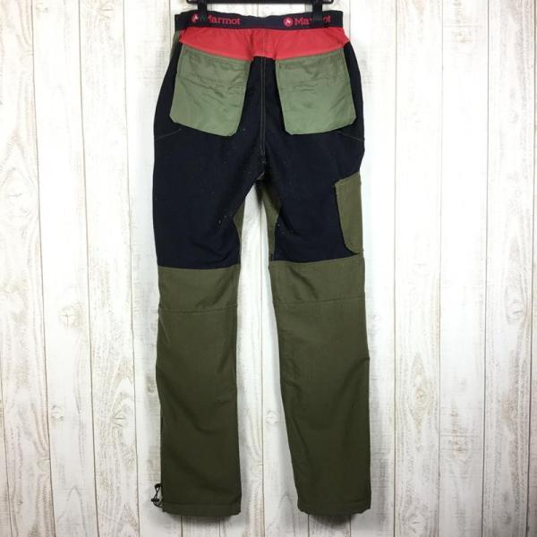 マーモット MARMOT トレック コンフォ パンツ TREK COMFO PANT  MEN's M グリーン系|2ndgear-outdoor|09