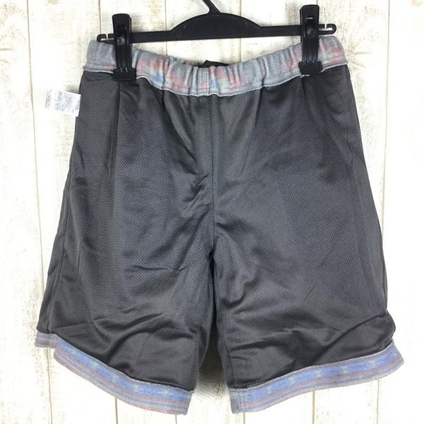 グラミチ GRAMICCI メルトン プリント Gショーツ Melton Print G-Short  MEN's S グレー系|2ndgear-outdoor|06