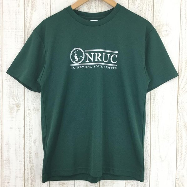 NRUC ヌルク GL-T  MEN's M グリーン系 2ndgear-outdoor