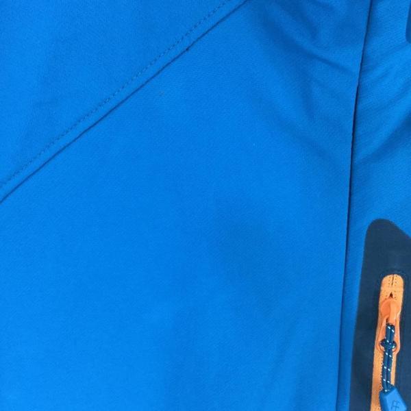 モンベル MONTBELL クラッグ ジャケット  Asian MEN's M SABL サファイアブルー ブルー系|2ndgear-outdoor|03