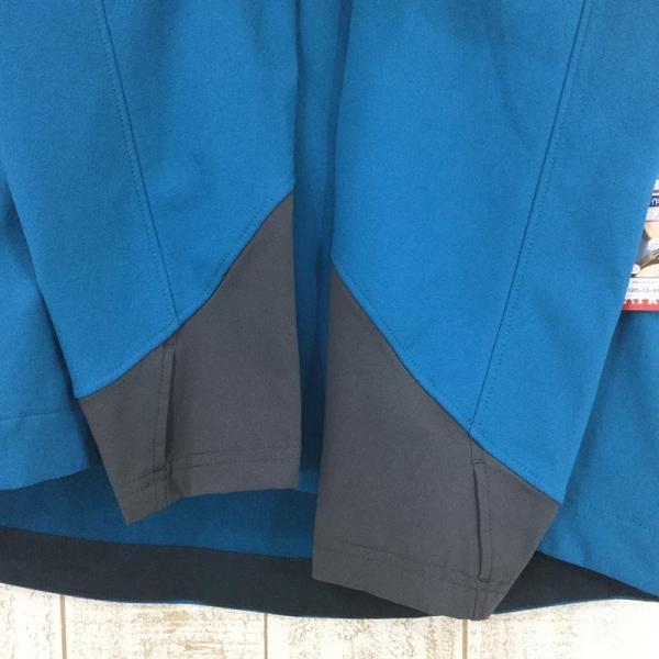 モンベル MONTBELL クラッグ ジャケット  Asian MEN's M SABL サファイアブルー ブルー系|2ndgear-outdoor|04