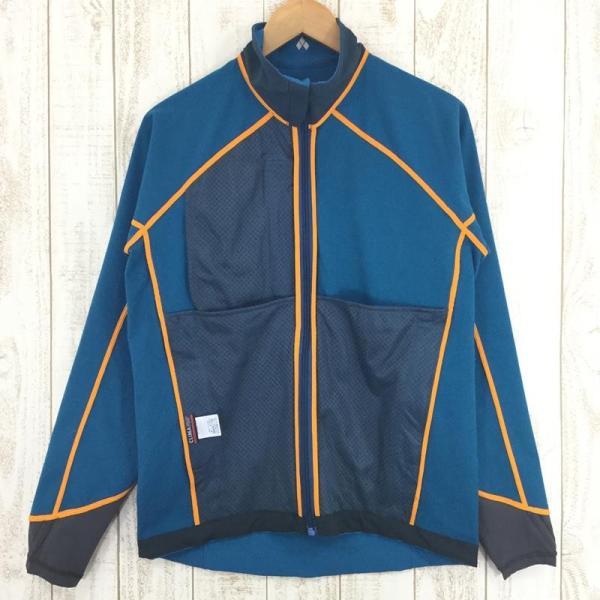 モンベル MONTBELL クラッグ ジャケット  Asian MEN's M SABL サファイアブルー ブルー系|2ndgear-outdoor|07