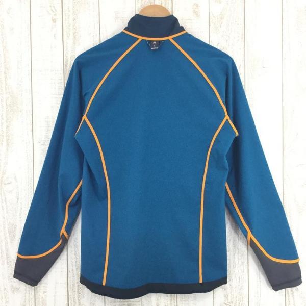 モンベル MONTBELL クラッグ ジャケット  Asian MEN's M SABL サファイアブルー ブルー系|2ndgear-outdoor|09