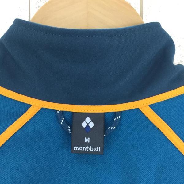モンベル MONTBELL クラッグ ジャケット  Asian MEN's M SABL サファイアブルー ブルー系|2ndgear-outdoor|10
