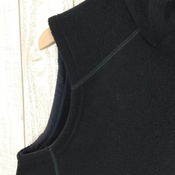 モンベル MONTBELL クリマプラス200 ベスト  Asian MEN's M BK ブラック ブラック系|2ndgear-outdoor|03
