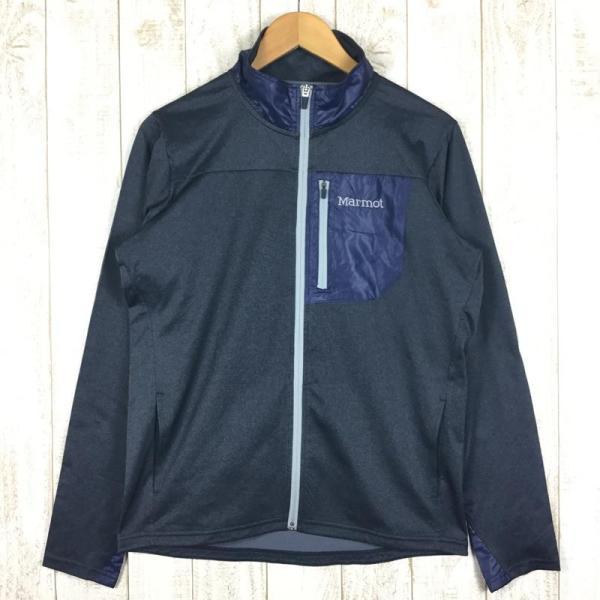 マーモット MARMOT ジムニー ジャケット Gymnny Jacket  Asian MEN's M NVM グレー系|2ndgear-outdoor