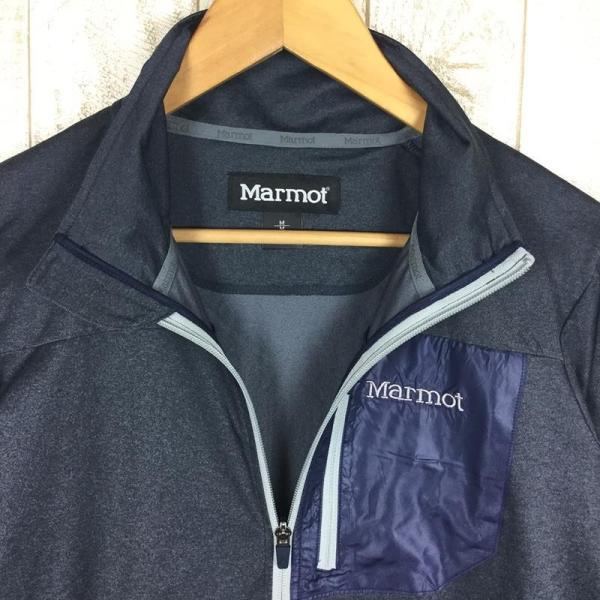 マーモット MARMOT ジムニー ジャケット Gymnny Jacket  Asian MEN's M NVM グレー系|2ndgear-outdoor|03