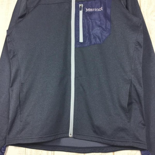 マーモット MARMOT ジムニー ジャケット Gymnny Jacket  Asian MEN's M NVM グレー系|2ndgear-outdoor|04