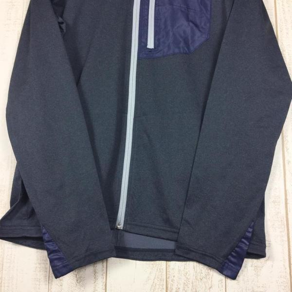 マーモット MARMOT ジムニー ジャケット Gymnny Jacket  Asian MEN's M NVM グレー系|2ndgear-outdoor|05