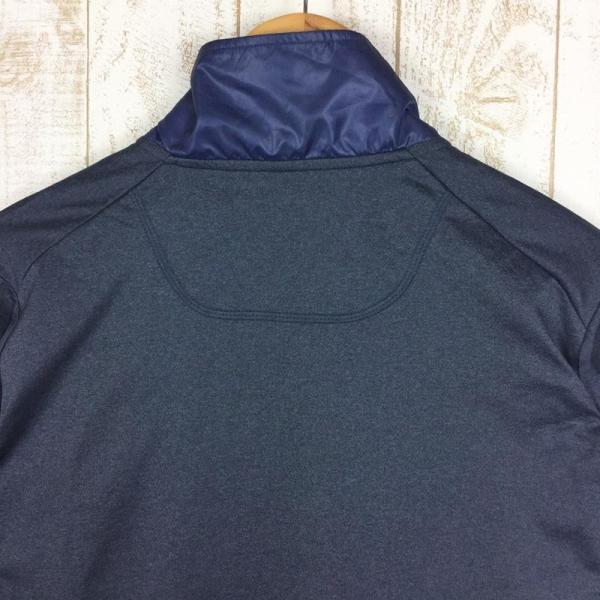 マーモット MARMOT ジムニー ジャケット Gymnny Jacket  Asian MEN's M NVM グレー系|2ndgear-outdoor|07