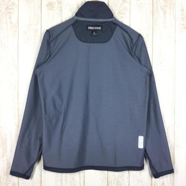 マーモット MARMOT ジムニー ジャケット Gymnny Jacket  Asian MEN's M NVM グレー系|2ndgear-outdoor|09
