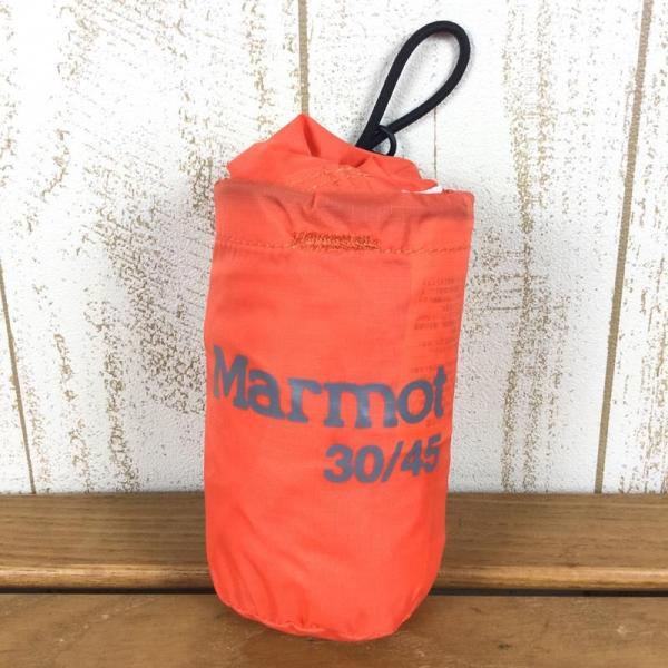 マーモット MARMOT レインカバー Rain Cover 30-45L  L OR オレンジ オレンジ系|2ndgear-outdoor