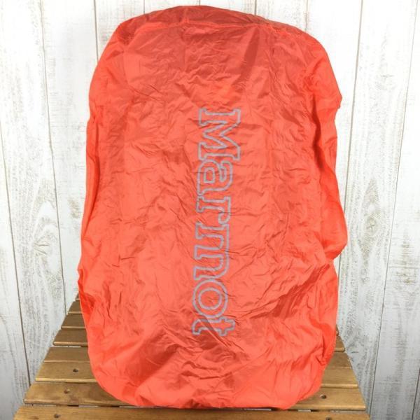 マーモット MARMOT レインカバー Rain Cover 30-45L  L OR オレンジ オレンジ系|2ndgear-outdoor|02