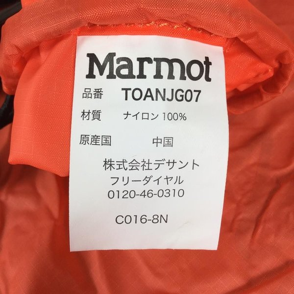 マーモット MARMOT レインカバー Rain Cover 30-45L  L OR オレンジ オレンジ系|2ndgear-outdoor|08