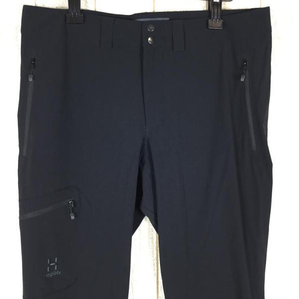 ホグロフス HAGLOFS ドラケン パンツ DRAKEN PANT  Asian MEN's L 2C5 TRUE BLACK ブラック系 2ndgear-outdoor 02