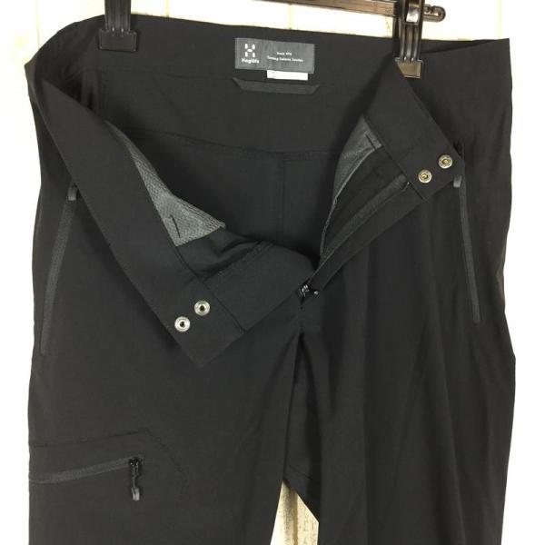 ホグロフス HAGLOFS ドラケン パンツ DRAKEN PANT  Asian MEN's L 2C5 TRUE BLACK ブラック系 2ndgear-outdoor 03