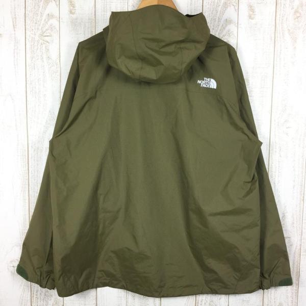 ノースフェイス NORTH FACE ドットショット ジャケット Dot Shot Jacket  Asian MEN's XL MO ミリタリーオリ|2ndgear-outdoor|04