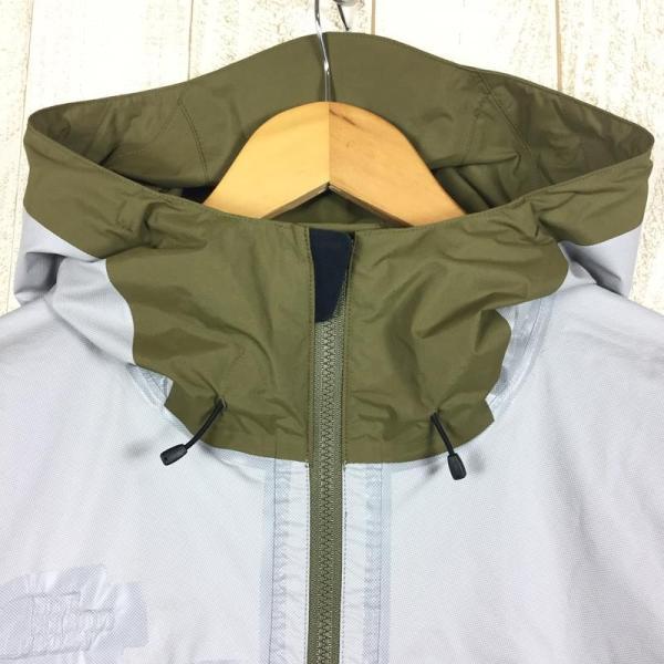 ノースフェイス NORTH FACE ドットショット ジャケット Dot Shot Jacket  Asian MEN's XL MO ミリタリーオリ|2ndgear-outdoor|07