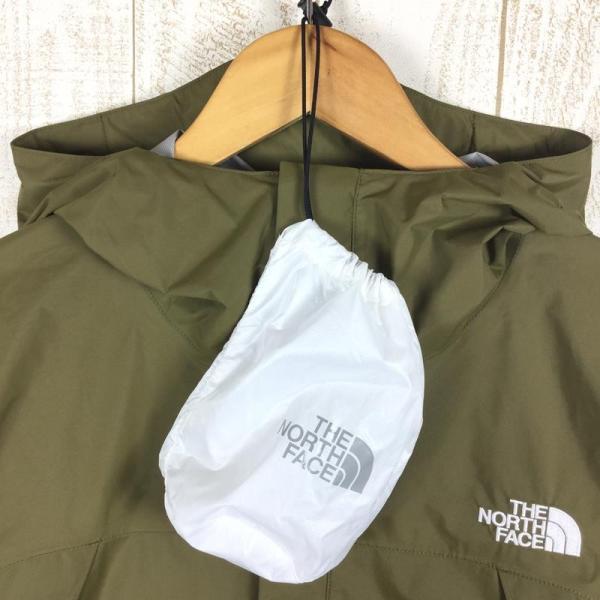 ノースフェイス NORTH FACE ドットショット ジャケット Dot Shot Jacket  Asian MEN's XL MO ミリタリーオリ|2ndgear-outdoor|10