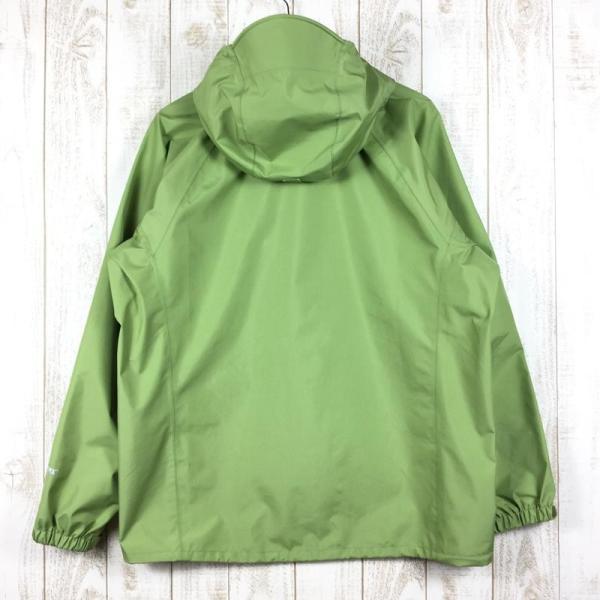 モンベル MONTBELL フィールド レインジャケット  Asian MEN's L OV オリーブ グリーン系|2ndgear-outdoor|02