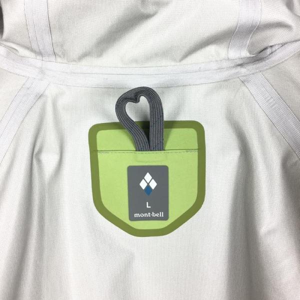 モンベル MONTBELL フィールド レインジャケット  Asian MEN's L OV オリーブ グリーン系|2ndgear-outdoor|06
