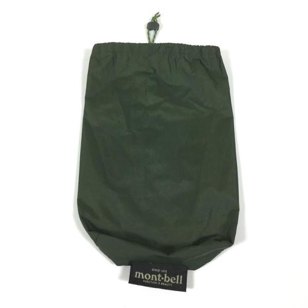 モンベル MONTBELL ライトシェルパーカ  Asian MEN's L グリーン系|2ndgear-outdoor|09