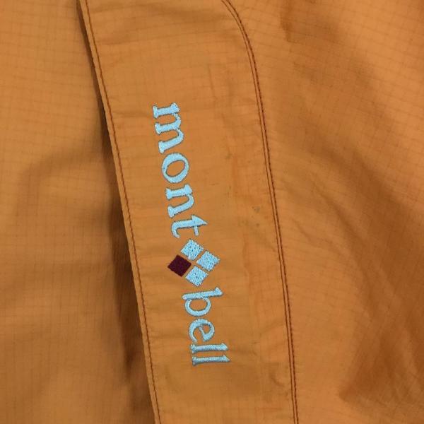 モンベル MONTBELL レインダンサージャケット ゴアテックス  Asian WOMEN's M OG オレンジ オレンジ系 2ndgear-outdoor 03