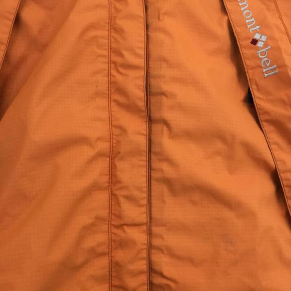 モンベル MONTBELL レインダンサージャケット ゴアテックス  Asian WOMEN's M OG オレンジ オレンジ系 2ndgear-outdoor 05