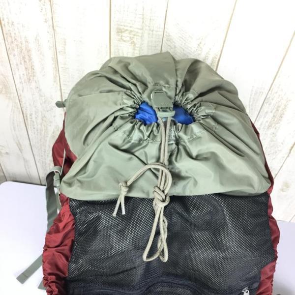 オスプレー OSPREY ケストレル38 Kestrel38 バックパック  UNISEX S/M レッド系|2ndgear-outdoor|08