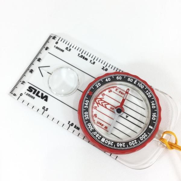 シルバ SILVA コンパス レンジャー  One クリアー系|2ndgear-outdoor|02