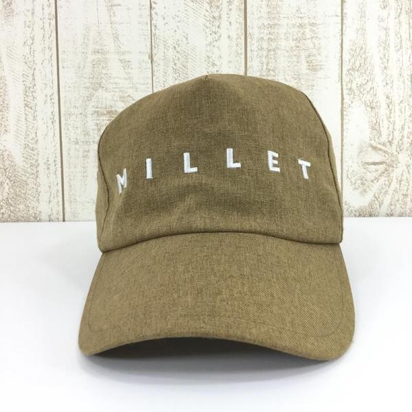 ミレー MILLET コンデュイール キャップ CONDUIRE CAP  UNISEX One ベージュ系|2ndgear-outdoor|05