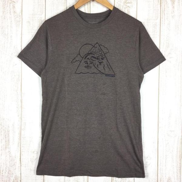 パタゴニア PATAGONIA マウントアンドシー コットン ポリ Tシャツ Mount and Sea Cotton/Poly T-Shirt  I 2ndgear-outdoor