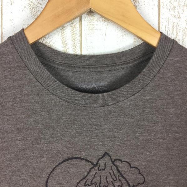 パタゴニア PATAGONIA マウントアンドシー コットン ポリ Tシャツ Mount and Sea Cotton/Poly T-Shirt  I 2ndgear-outdoor 02