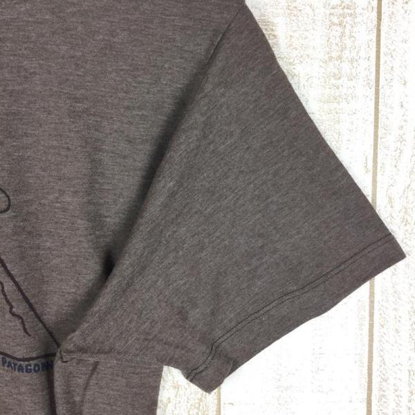 パタゴニア PATAGONIA マウントアンドシー コットン ポリ Tシャツ Mount and Sea Cotton/Poly T-Shirt  I 2ndgear-outdoor 04