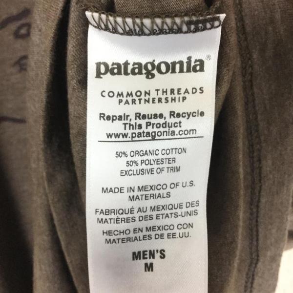 パタゴニア PATAGONIA マウントアンドシー コットン ポリ Tシャツ Mount and Sea Cotton/Poly T-Shirt  I 2ndgear-outdoor 09