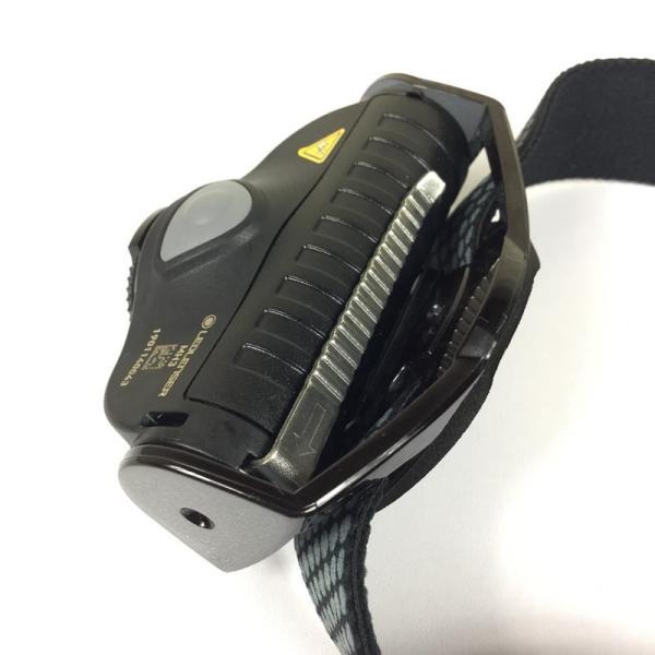 レッドレンザー LEDLENSER MH3 ヘッドランプ 200ルーメン  One グレー系|2ndgear-outdoor|02