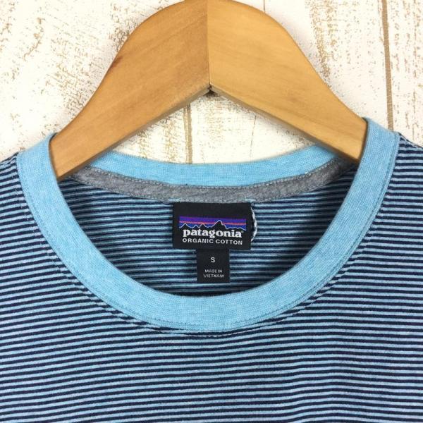 パタゴニア スクイーキー クリーン ポケット ティー PATAGONIA 52790 International MEN's S ブルー系 2ndgear-outdoor 03