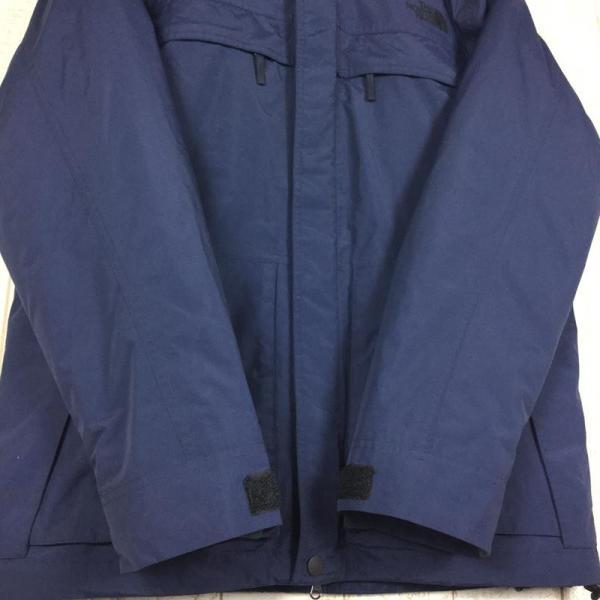 ノースフェイス マカル トリクライメート ジャケット MAKALU TRICLIMATE JACKET NORTH FACE NP61637 Asia|2ndgear-outdoor|04