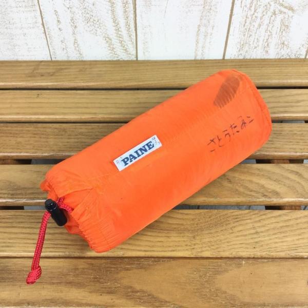 【12%OFF】パイネ PAINE エマージェンシー ライト ツェルト 1-2人用  One オレンジ系|2ndgear-outdoor