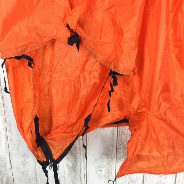 【12%OFF】パイネ PAINE エマージェンシー ライト ツェルト 1-2人用  One オレンジ系|2ndgear-outdoor|04