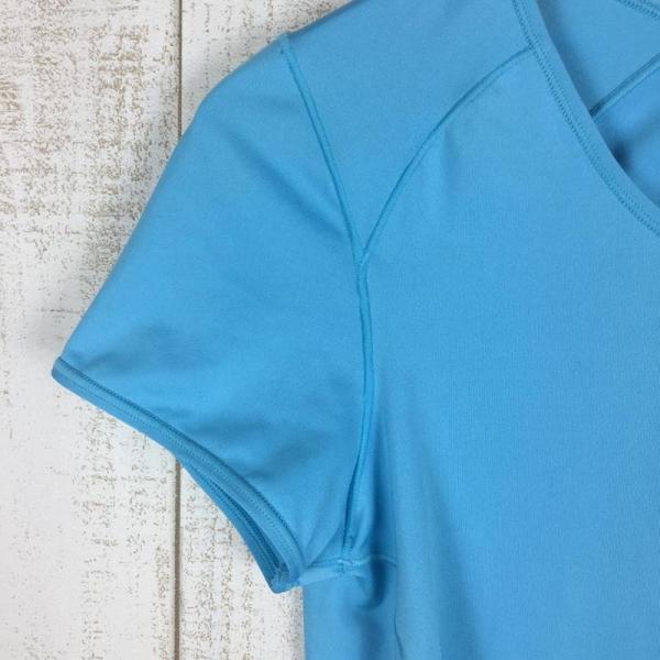 パタゴニア PATAGONIA Ws キャプリーン1 シルクウェイト ストレッチ Tシャツ Capilene 1 Silkweight Stretch|2ndgear-outdoor|03