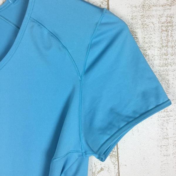 パタゴニア PATAGONIA Ws キャプリーン1 シルクウェイト ストレッチ Tシャツ Capilene 1 Silkweight Stretch|2ndgear-outdoor|04